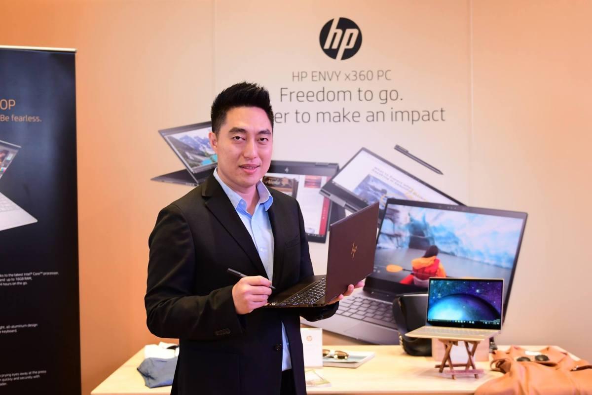 เอชพี ส่งมอบสุดยอดนวัตกรรม รุกตลาดกลุ่มผลิตภัณฑ์ระดับพรีเมี่ยม เปิดตัวโน้ตบุ๊ค เดสก์ทอป โฉมใหม่ 17 - HP (เอชพี)