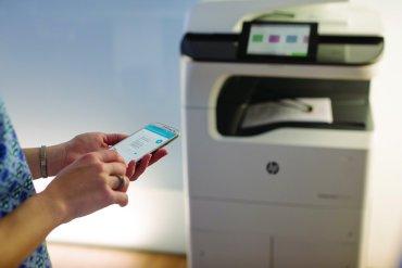 HP ย้ำภาพผู้นำนวัตกรรมการพิมพ์ ส่งเทคโนโลยี PageWide ตอบทุกโจทย์ลูกค้าองค์กร 13 - printer