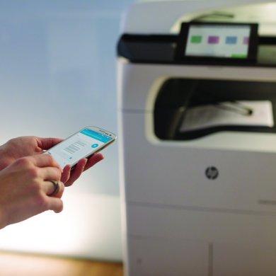 HP ย้ำภาพผู้นำนวัตกรรมการพิมพ์ ส่งเทคโนโลยี PageWide ตอบทุกโจทย์ลูกค้าองค์กร 14 - HP (เอชพี)