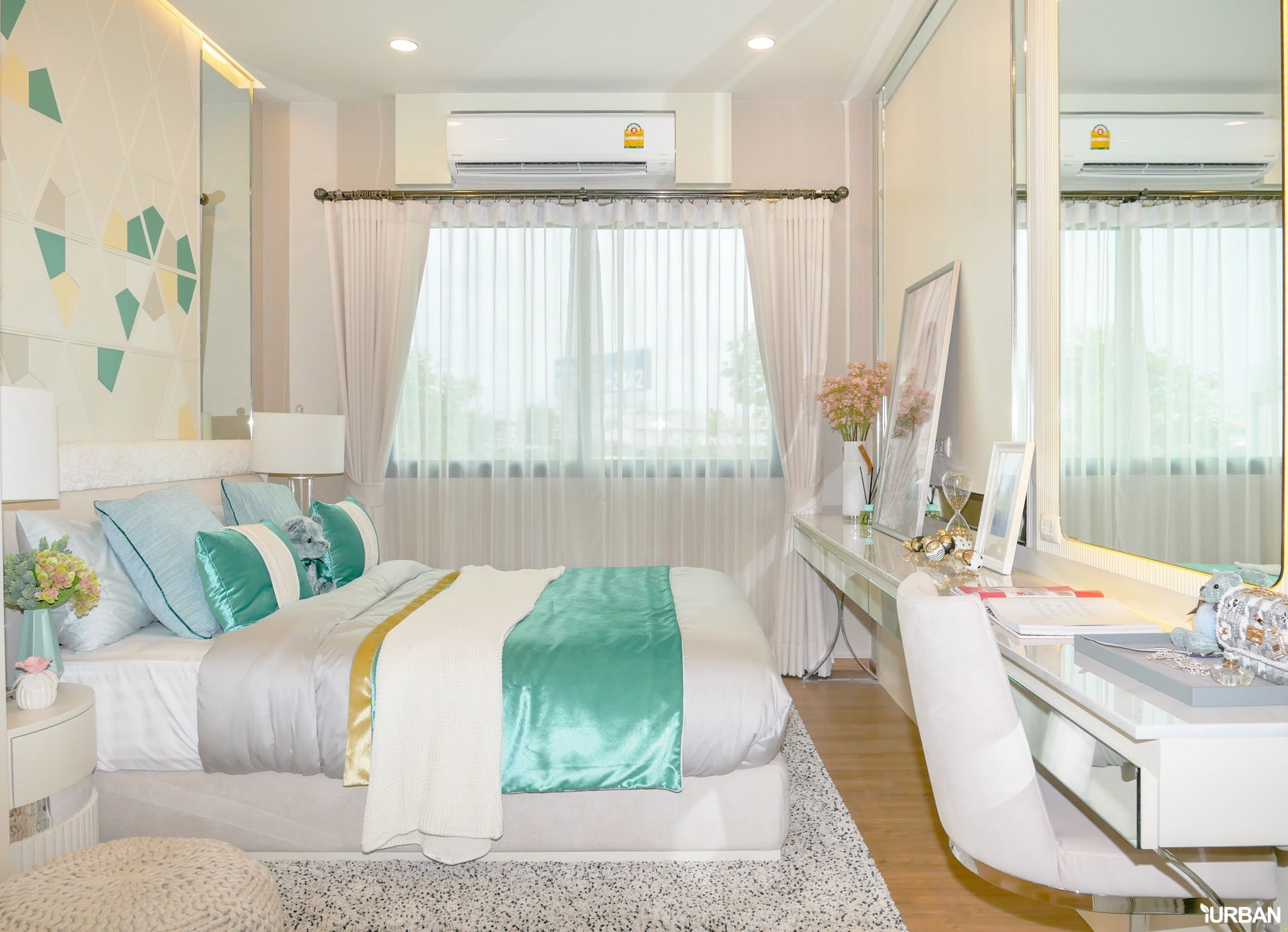 AIRI แอริ พระราม 2 บ้านเดี่ยว 4 ห้องนอน ออกแบบโปร่งสบายด้วยแนวคิดผสานการใช้ชีวิตกับธรรมชาติ 69 - Ananda Development (อนันดา ดีเวลลอปเม้นท์)