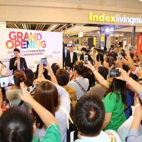 Index Livingmall ฉลองใหญ่ เปิดสาขาใหม่ บางกรวย-ไทรน้อย 15 - Index Living Mall (อินเด็กซ์ ลิฟวิ่งมอลล์)