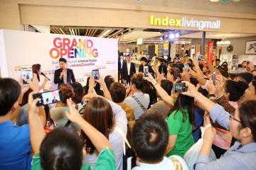 Index Livingmall ฉลองใหญ่ เปิดสาขาใหม่ บางกรวย-ไทรน้อย 24 - Index Living Mall (อินเด็กซ์ ลิฟวิ่งมอลล์)