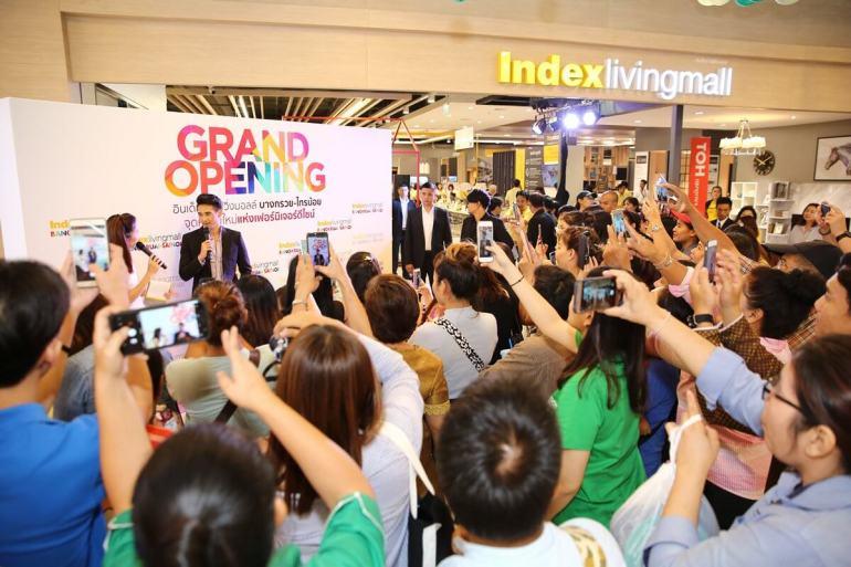 Index Livingmall ฉลองใหญ่ เปิดสาขาใหม่ บางกรวย-ไทรน้อย 25 - Index Living Mall (อินเด็กซ์ ลิฟวิ่งมอลล์)