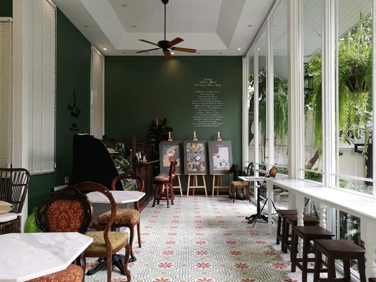 บ้าน 2459 (BAAN 2459) รร.สถาปัตยกรรมชิโนโปรตุกีสยุค ร.๖ ในเยาวราช พร้อมร้านกาแฟน่าแวะถ่ายรูป 13 -