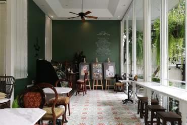 บ้าน 2459 (BAAN 2459) รร.สถาปัตยกรรมชิโนโปรตุกีสยุค ร.๖ ในเยาวราช พร้อมร้านกาแฟน่าแวะถ่ายรูป 15 - TRAVEL