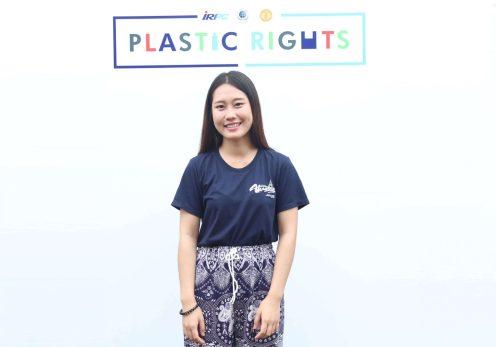 %name พายเรือเก็บขยะได้ถึง 2 ตัน ธรรมศาสตร์ร่วมสานต่อ #PlasticRights ในแม่น้ำระยอง