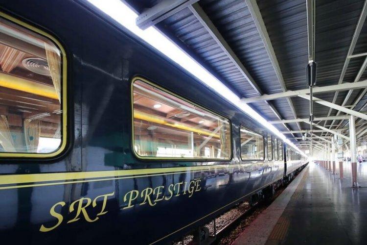 """ธรรมดาซะที่ไหน รถไฟไทยระดับเฟิร์สคลาส """"SRT Prestige"""" 14 - train"""