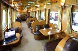"""ธรรมดาซะที่ไหน รถไฟไทยระดับเฟิร์สคลาส """"SRT Prestige"""""""