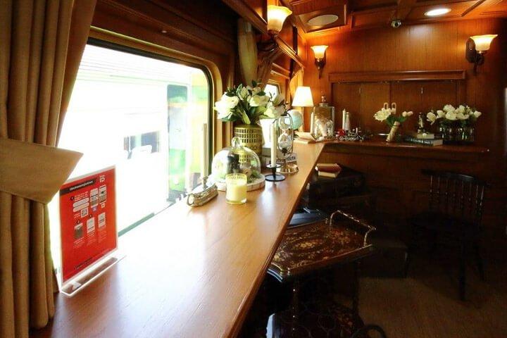 """ธรรมดาซะที่ไหน รถไฟไทยระดับเฟิร์สคลาส """"SRT Prestige"""" 16 - train"""