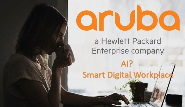 อรูบ้า (Aruba) เผยผลการศึกษาศักยภาพของสำนักงานยุคดิจิทัล (Digital Workplace) 13 -