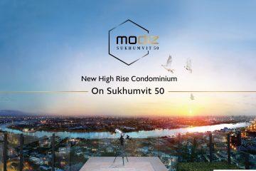 แอสเซทไวท์ เปิดตัวโครงการใหม่ โมดิซ สุขุมวิท 50 (Modiz Sukhumvit 50) 6 -