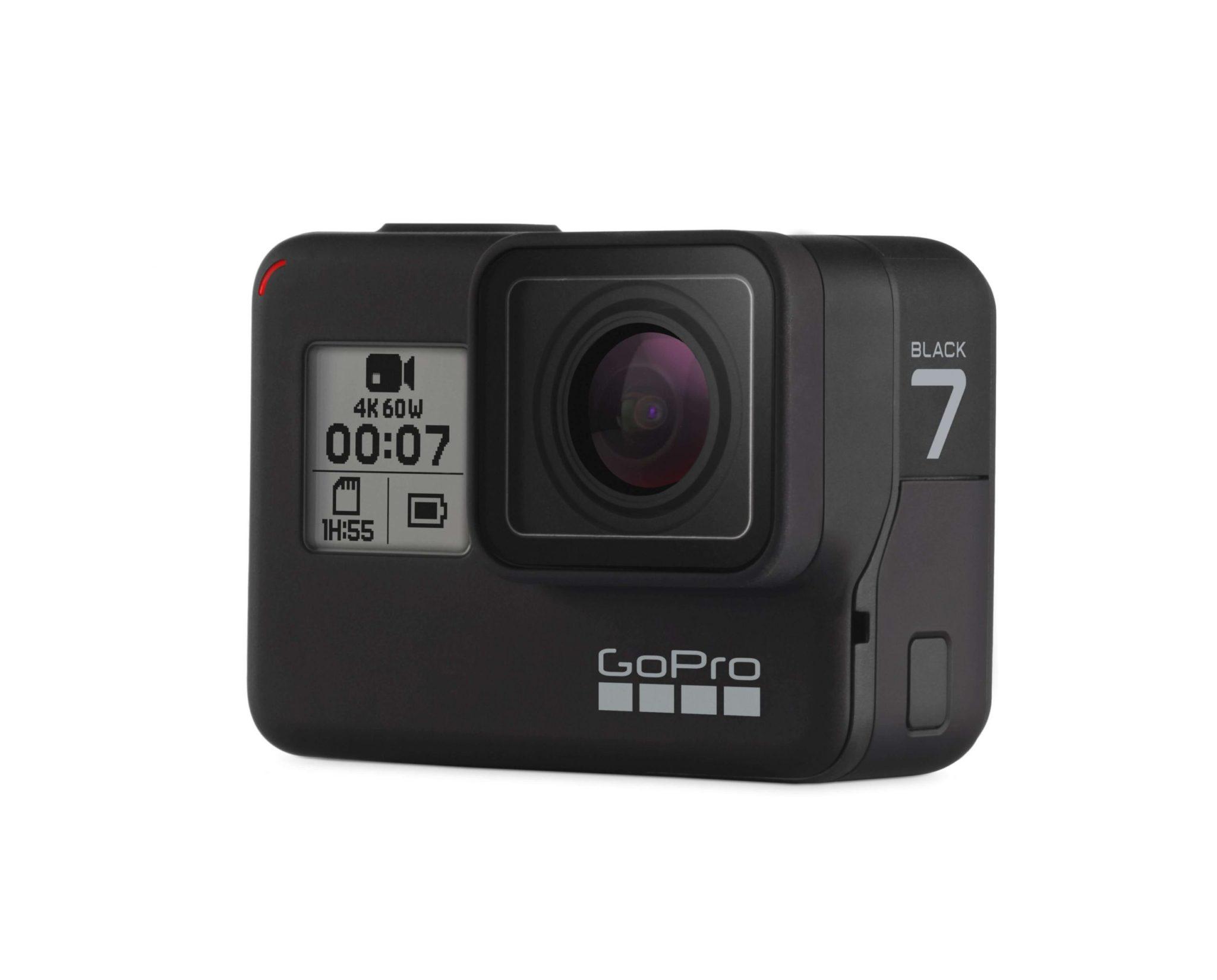 เปิดตัว GoPro HERO7 Black หมดยุควิดีโอภาพสั่น ถ่าย Live ได้ แถมมีสีใหม่อีก! 15 - camera