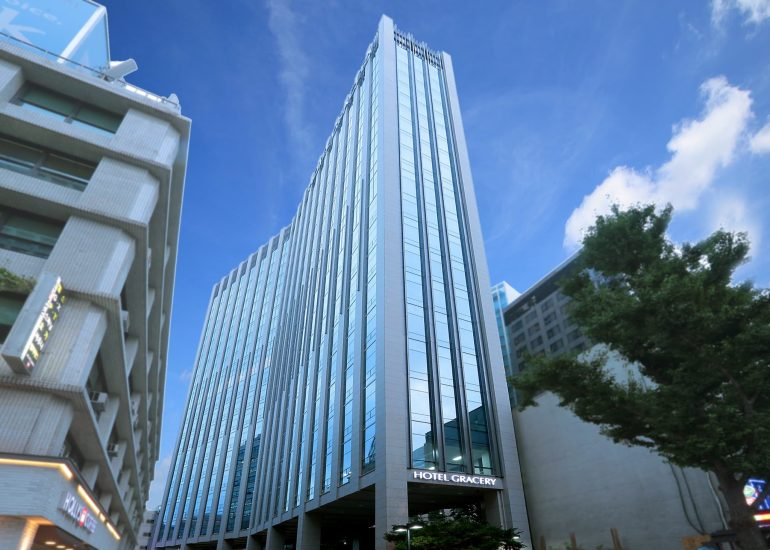 บริษัท ฟูจิตะ คันโกะ อิงค์ เปิดตัวโรงแรมเกรเซรี่ใหม่ที่โซล เกาหลี Hotel Gracery Seoul 13 -