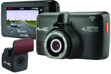 Mio เปิดตัวนวัตกรรมกล้องติดรถยนต์อัจฉริยะ MiVue 7 Series 8 -