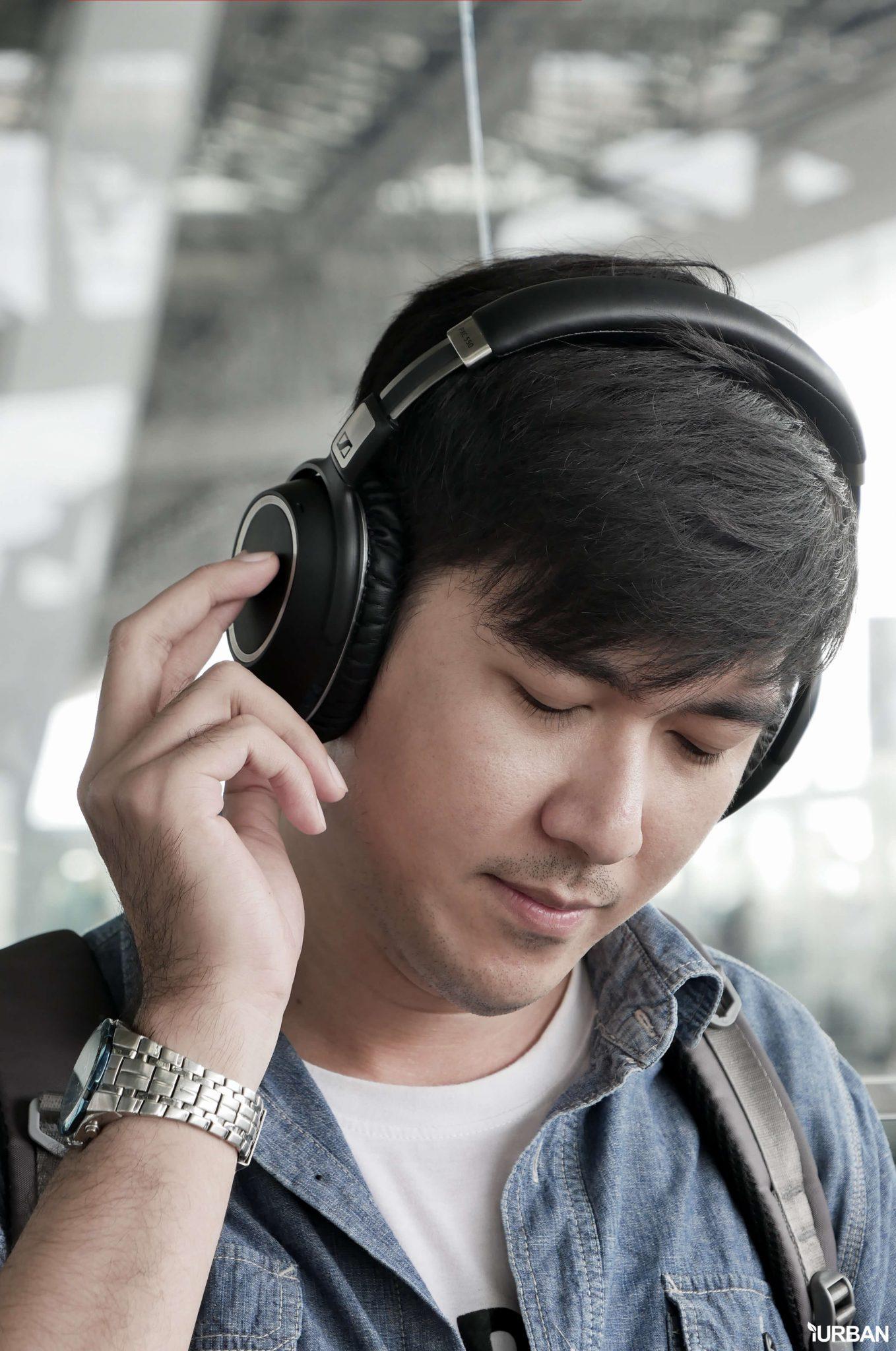 รีวิว Sennheiser PXC 550 Wireless หูฟังอัจฉริยะระดับเฟิร์สคลาส คู่ใจสำหรับนักเดินทาง 19 - Premium