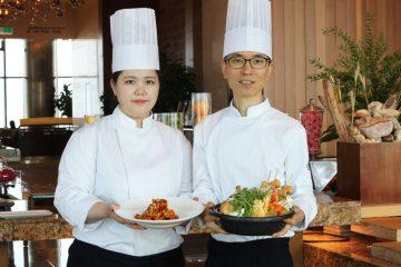 """สองเชฟบินตรงจากกรุงโซลจับมือกันเสิร์ฟ สุดยอด """"อาหารเกาหลีตำรับดั้งเดิม"""" 10 -"""