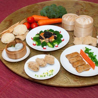 ต้อนรับเทศกาลกินเจ ลิ้มรสอาหารเจหลากหลายเมนู ณ ห้องอาหารซิลค์ โร้ด, โรงแรม ดิ แอทธินี โฮเทล แบงค็อก, อะ ลักซ์ชูรี คอลเล็คชั่น โฮเทล 15 -