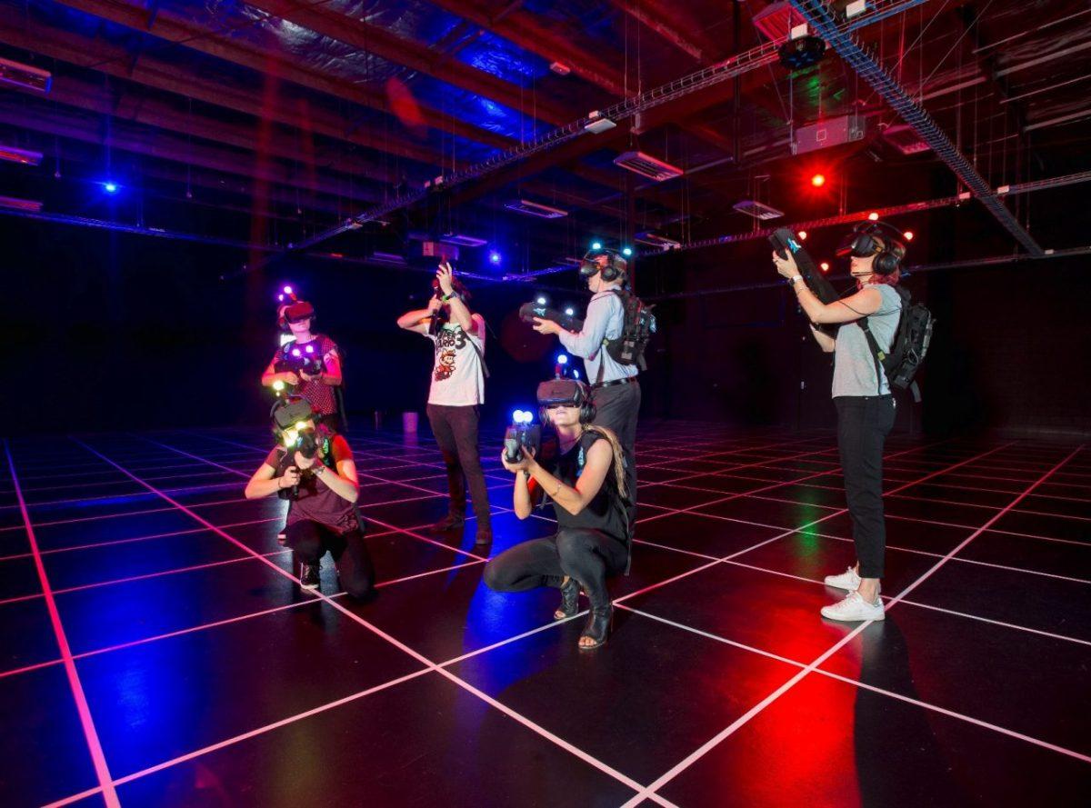 ZERO LATENCY สนามแข่งขัน Virtual Reality แบบไร้สายขนาดยักษ์มาเปิดให้บริการครั้งแรกในประเทศไทย ณ ใจกลางเมืองกรุงเทพฯ 14 - ZERO LATENCY