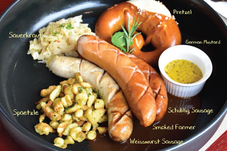 เมนูประวัติศาสตร์ของเยอรมนี @Vivanda Cuisine 13 -