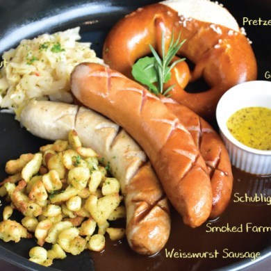 เมนูประวัติศาสตร์ของเยอรมนี @Vivanda Cuisine 16 -