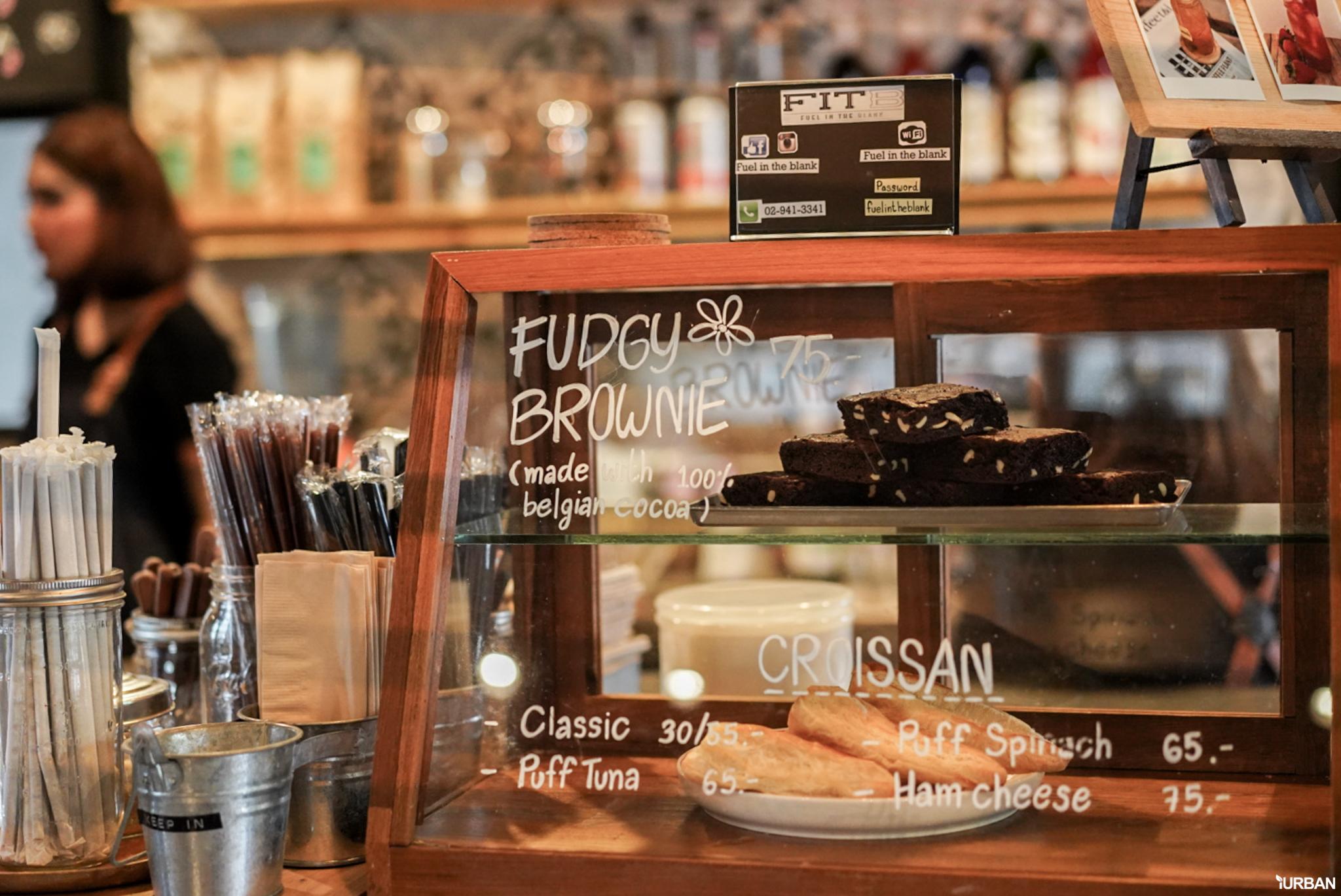 14 ร้านกาแฟ ม.เกษตร คาเฟ่สไตล์นักศึกษาและคนทำงาน + สำรวจ Co-Working Space ที่ KENSINGTON KASET CAMPUS (เคนซิงตัน เกษตร แคมปัส) 37 - cafe