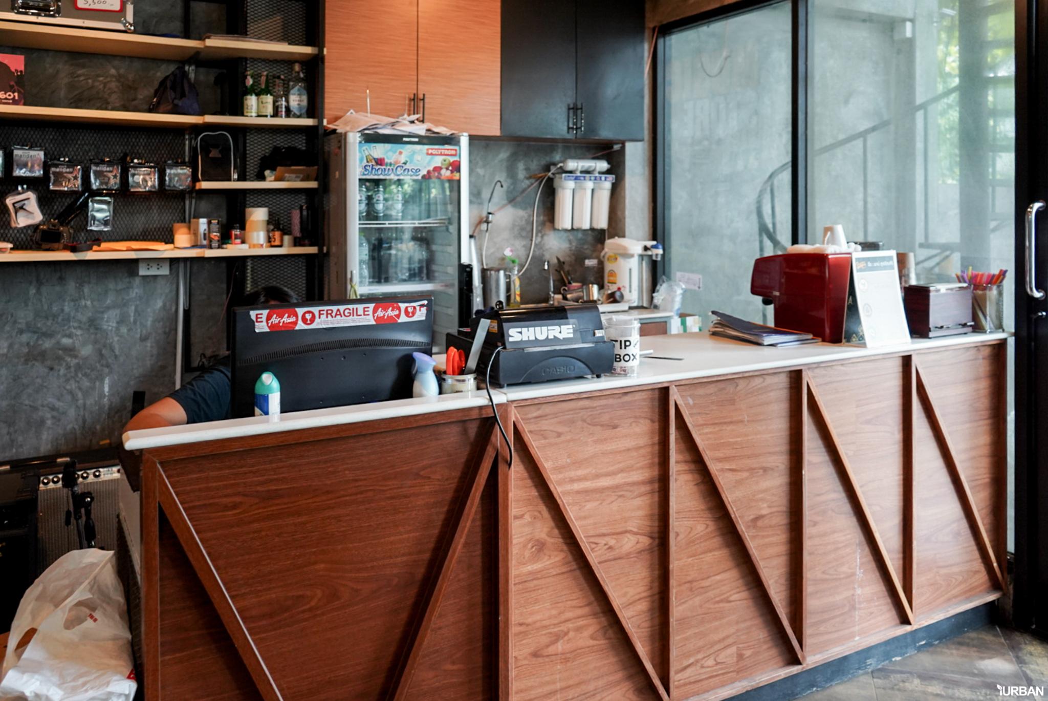 14 ร้านกาแฟ ม.เกษตร คาเฟ่สไตล์นักศึกษาและคนทำงาน + สำรวจ Co-Working Space ที่ KENSINGTON KASET CAMPUS (เคนซิงตัน เกษตร แคมปัส) 43 - cafe