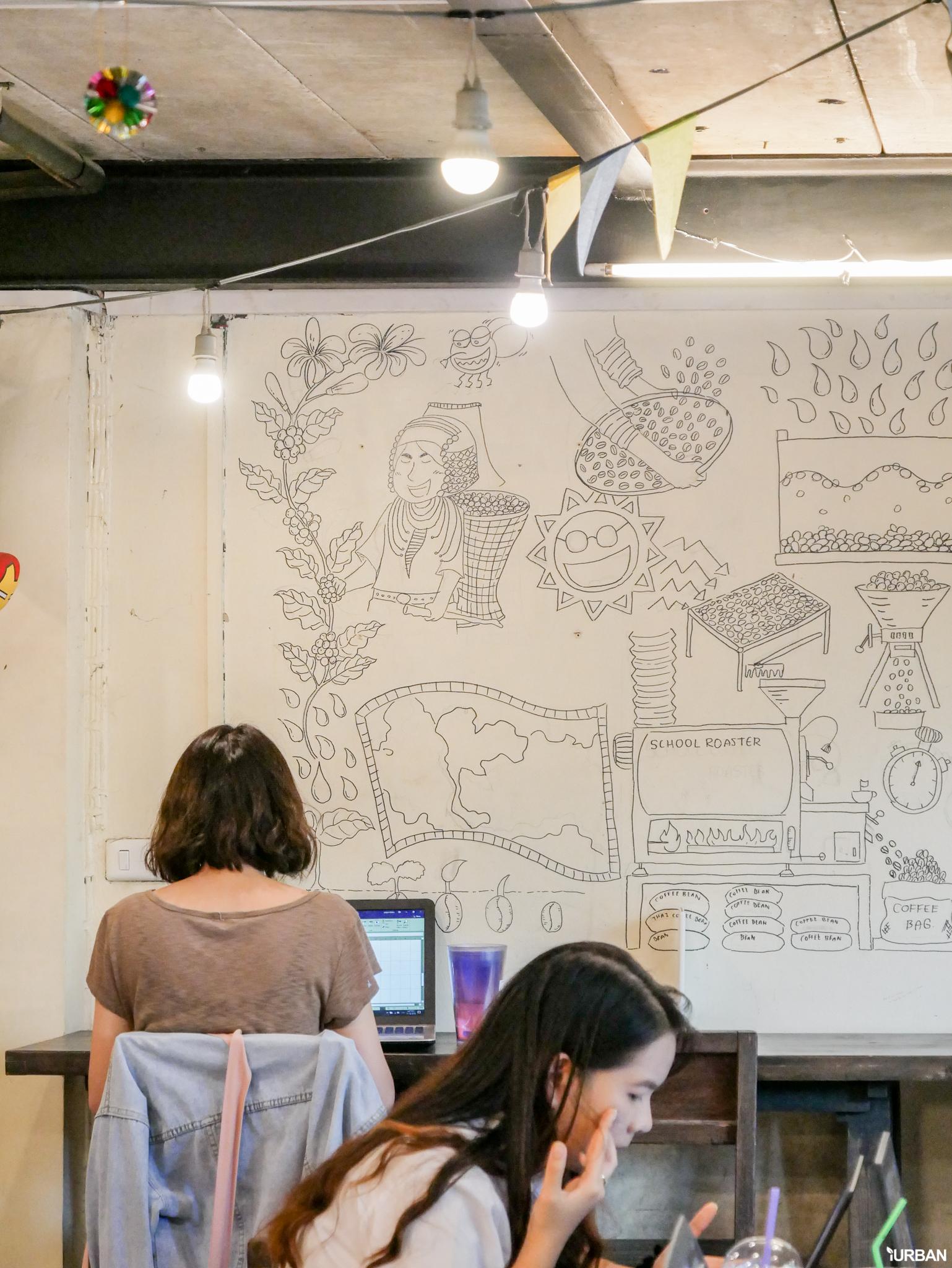 14 ร้านกาแฟ ม.เกษตร คาเฟ่สไตล์นักศึกษาและคนทำงาน + สำรวจ Co-Working Space ที่ KENSINGTON KASET CAMPUS (เคนซิงตัน เกษตร แคมปัส) 25 - cafe