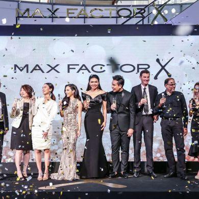 จากอเมริกาแลนดิ้งสู่เมืองไทย Max Factor คอสเมติกแบรนด์จากแอลเอ เตรียมพาสาวไทยเจิดจรัสสู่ความงามฉบับฮอลลีวูด 15 -
