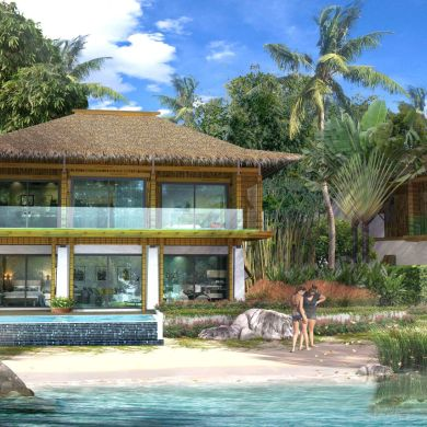 """เอเพ็กซ์ ดีเวลลอปเม้นท์ โชว์ยอดพรีเซล 60% ขาย """"Club Med กระบี่"""" เจาะกลุ่มตลาดนักท่องเที่ยวและนักลงทุน โครงการ Club Med Krabi Resort & The Residences แห่งแรกในเอเซีย 15 -"""