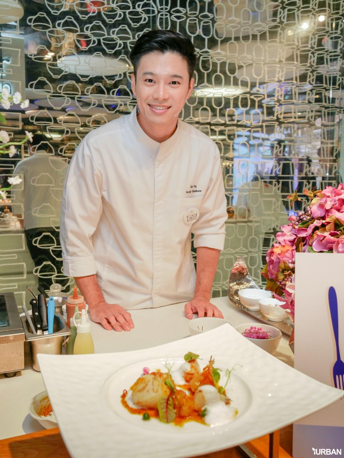"""สร้างช่วงเวลาสุดพิเศษไปกับ """"Sansiri Chef Your Table"""" ที่ให้คุณได้ลิ้มรสอาหารฝีมือเชฟระดับประเทศถึงบ้านคุณ! 33 - Chef"""