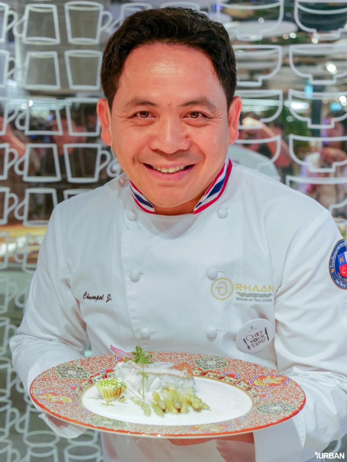"""สร้างช่วงเวลาสุดพิเศษไปกับ """"Sansiri Chef Your Table"""" ที่ให้คุณได้ลิ้มรสอาหารฝีมือเชฟระดับประเทศถึงบ้านคุณ! 31 - Chef"""