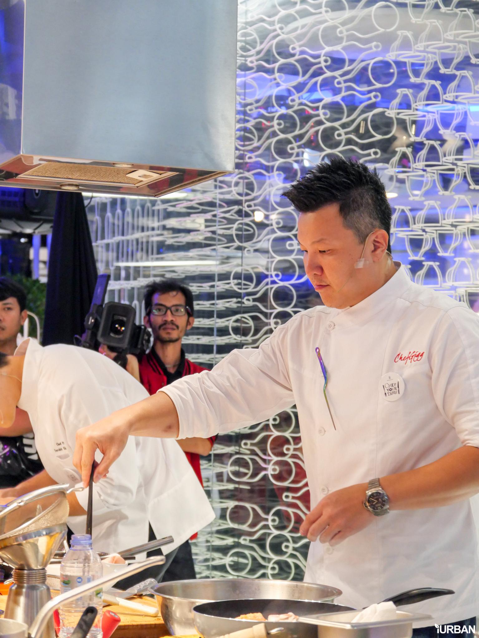 """สร้างช่วงเวลาสุดพิเศษไปกับ """"Sansiri Chef Your Table"""" ที่ให้คุณได้ลิ้มรสอาหารฝีมือเชฟระดับประเทศถึงบ้านคุณ! 22 - Chef"""