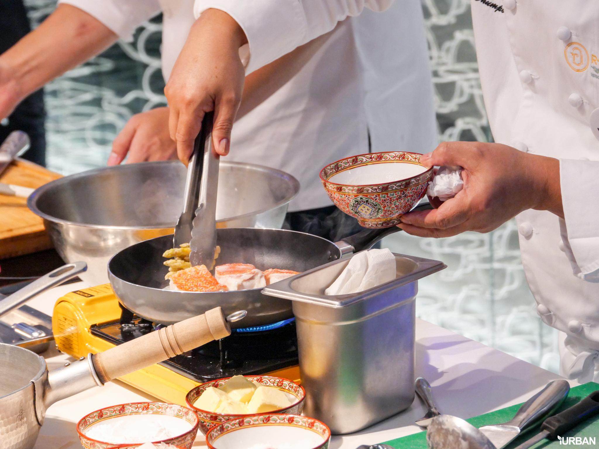 """สร้างช่วงเวลาสุดพิเศษไปกับ """"Sansiri Chef Your Table"""" ที่ให้คุณได้ลิ้มรสอาหารฝีมือเชฟระดับประเทศถึงบ้านคุณ! 19 - Chef"""