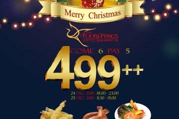 24-25 ธันวาคมนี้ มาเติมความสุขต่อไม่รอแล้วนะ เพียง 499++ บาท เท่านั้น 12 -