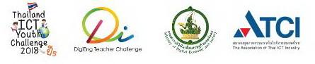 """พิธีเปิดค่ายเยาวชน โครงการ """"Thailand ICT Youth Challenge 2018 ปี 5"""" และ โครงการประกวด """"DigiEng Teacher Challenge 2018"""" 12 -"""