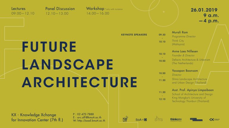 Future Landscape Architecture Forum 13 -