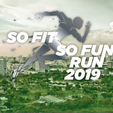 โรงแรม So Sofitel Bangkok ร่วมกับ BMW Thailand จัดงานวิ่งเพื่อการกุศล SO FIT SO FUN RUN 2019 15 -