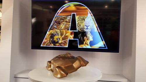 """แอ็กซอลตา (Axalta) ประกาศสี """"ซาฮาร่า (Sahara)"""" สีบรอนซ์ทอง เป็นสีรถยนต์ ประจำปี 2019 13 -"""