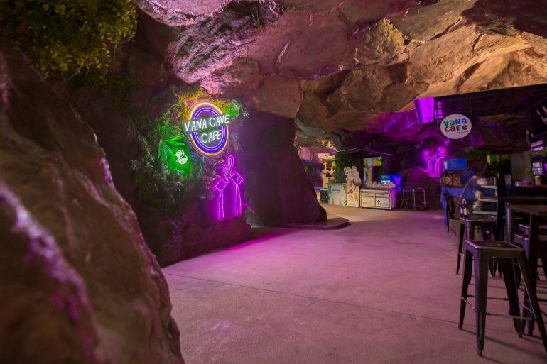วานา นาวา วอเตอร์ จังเกิ้ล เชิญคุณมาสนุกสนานกับ เคฟ ปาร์ตี้ (Cave Party) วันเสาร์แรกของเดือน 13 -