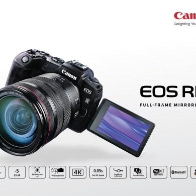 """CANON EOS RP"" กล้อง Mirrorless Fullframe เล็กและเบาที่สุดจากแคนนอน 16 - camera"