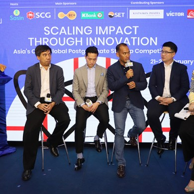 ศศินทร์ จับมือ เอสซีจี จัดศึก SCG Bangkok Business Challenge @ Sasin 2019 การแข่งขันสตาร์ทอัพระดับโลกของนักศึกษาบัณฑิตศึกษาเพียงแห่งเดียวในประเทศไทย ต่อยอดแนวคิดคนรุ่นใหม่ด้านนวัตกรรมและเทคโนโลยี 15 -
