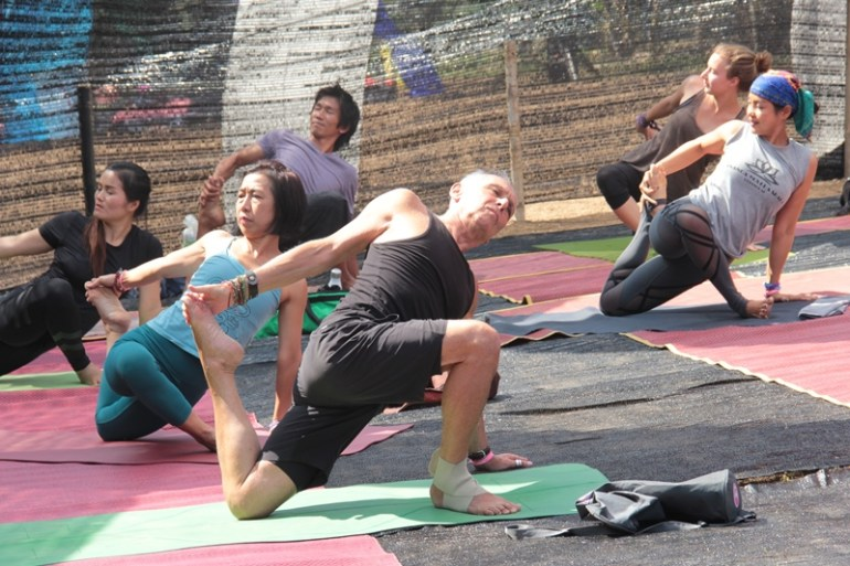 ภาครัฐผนึกเอกชนปาย แม่ฮ่องสอน จัดเทศกาลโยคะปี 2 13 -