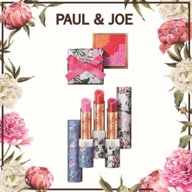 สีสันแห่งฤดูใบไม้ผลิจาก PAUL & JOE 16 -