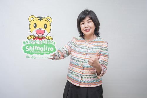 ชิมาจิโร (Shimajiro) อนิเมชั่นส์ซีรีส์สุดฮิตจากญี่ปุ่น ส่งต่อคุณค่าการเลี้ยงดูลูกยุคใหม่ เพิ่มมูลค่ามากกว่าแค่การ์ตูนเด็ก 13 -