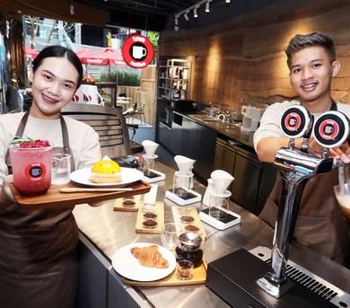 ทรูคอฟฟี่ พร้อมเสิร์ฟความอร่อยแห่งใหม่ที่ 101 The Third Place ในโครงการทรู ดิจิทัล พาร์ค 15 -