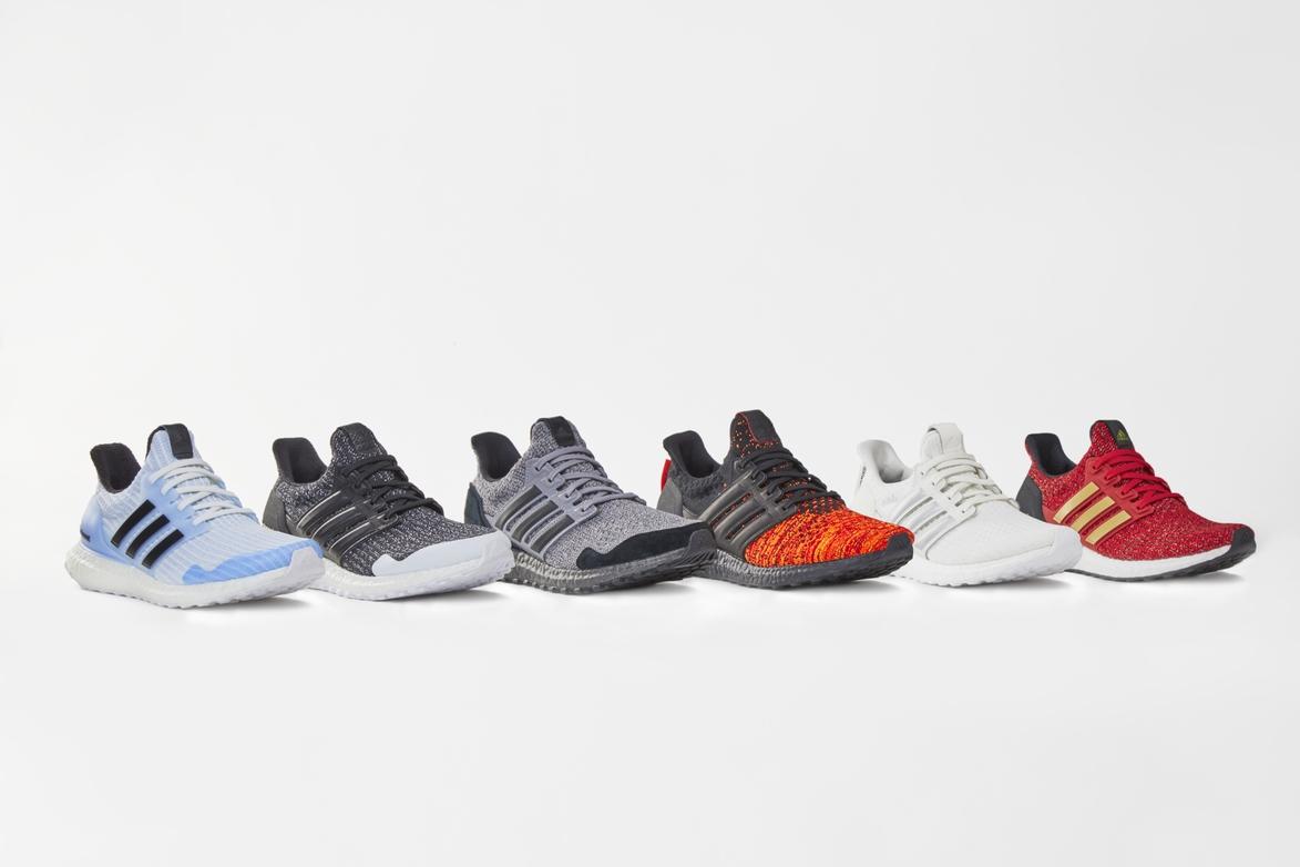 WINTER IS HERE! – Adidas จับมือ อภิมหาซีรีส์แห่งยุค Game of Thrones เปิดตัวรองเท้า Ultraboost Limited Edition 6 รุ่น! 20 - Adidas