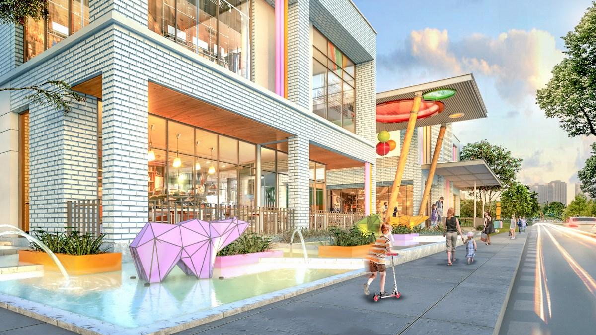 """""""แบมบีนี่ วิลล่า"""" คอมมูนิตี้มอลล์สำหรับครอบครัวแห่งใหม่ใจกลางเมือง จิ๊กซอว์ครอบครัวคุณภาพ เพื่อตอบโจทย์ City Family Lifestyle 17 - Bambini Villa"""