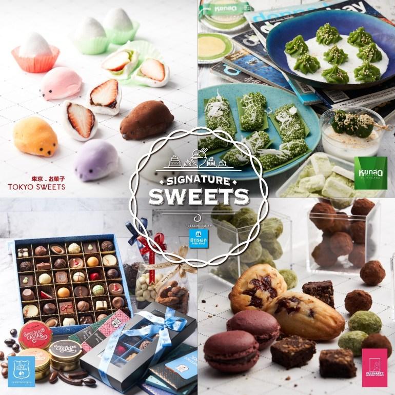"""เชิญพบกับ ขนมหวานสูตรต้นตำรับจากทั่วทุกมุมโลก """"Signature Sweets presented by MitrPhol"""" 13 -"""