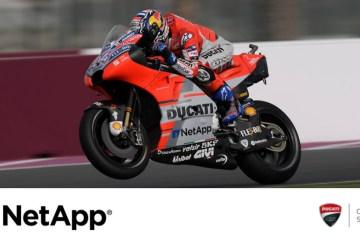 เน็ตแอพขับเคลื่อนระบบข้อมูลให้กับทีมดูคาติ ในการแข่งขันมอเตอร์สปอร์ตระดับโลก MotoGP Championship 2019 40 - ข่าวประชาสัมพันธ์ - PR News