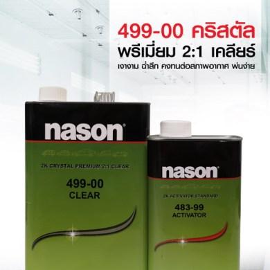 แอ็กซอลตา แนะนำผลิตภัณฑ์ใหม่ เคลียร์ คริสตัล พรีเมี่ยม ในประเทศไทย  14 -